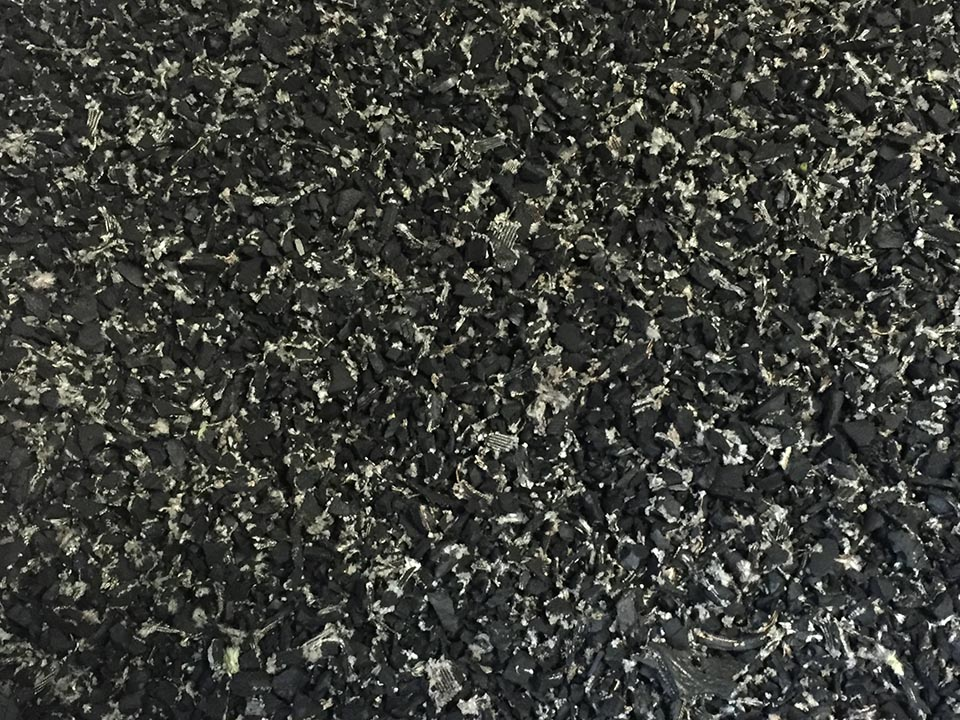 Black Playground Mulch
