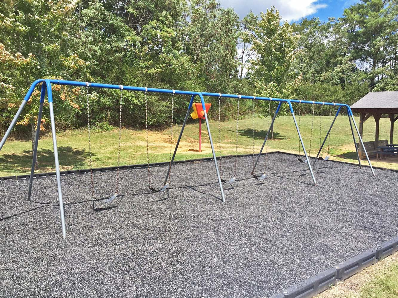 Playgrounds After Magic Mulch