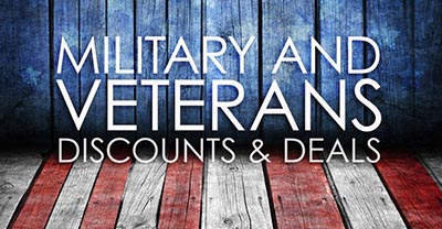 Military & Veterans Discounts & Deals